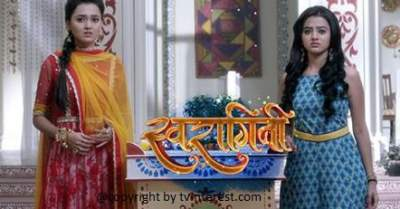 SWARAGINI - Laksh |swara|ragini planed to trap kaviya ! - Colors