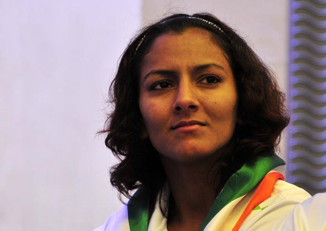 Geeta Phogat Wrestler Player Wiki,Bio,Age,Profile | Full Details