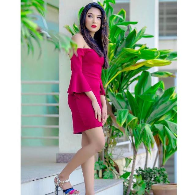 Esha Khadka Chaudhary MTV Splitsvilla 10 X Contestant Wiki,Bio,Age,Profile,Boyfriend,Images   Full Details