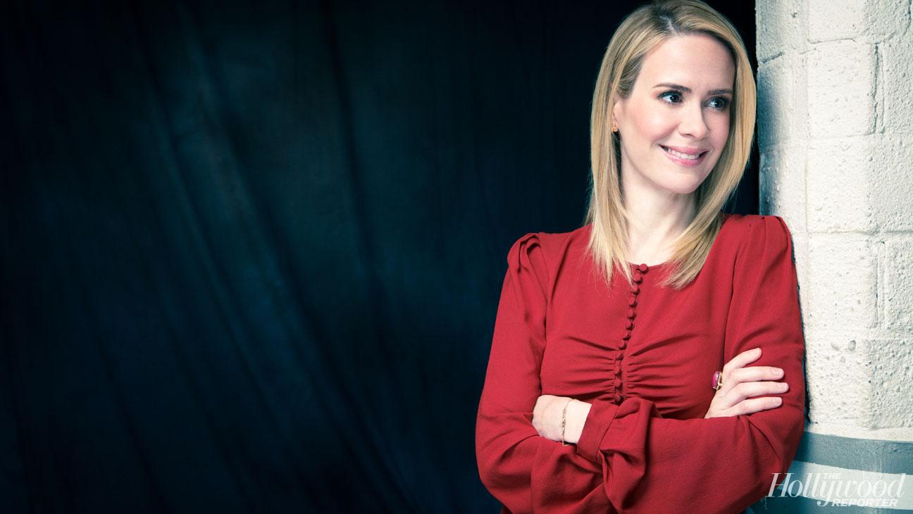 Sarah Paulson Wiki,Bio,Age,Profile,Images,Boyfriend,American Horror Story Season 7   Full Details
